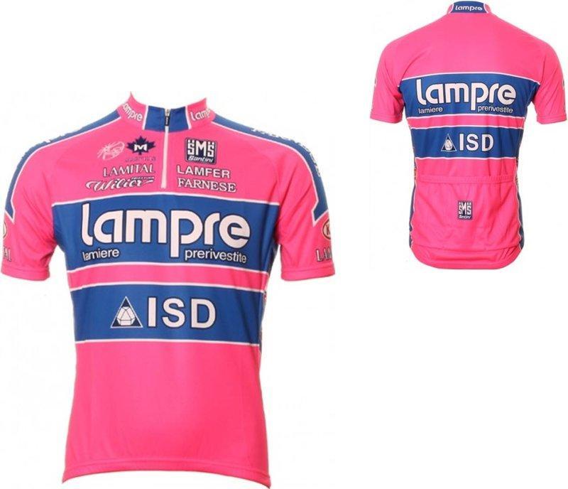 (Santini)  2011 -  Lampre - ISD 車隊 車衣