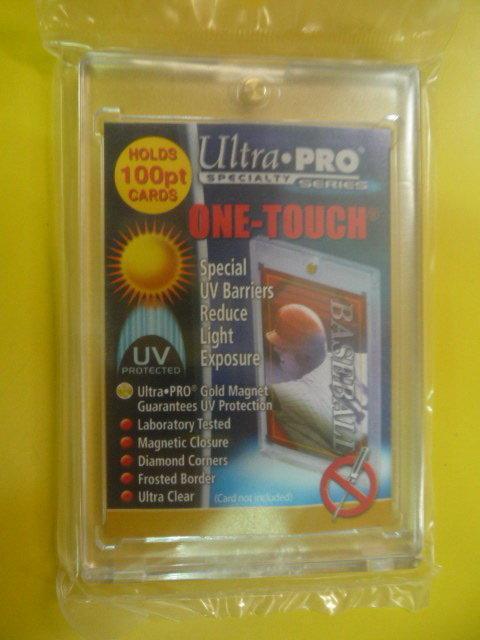 【雙子星】磁扣式卡片夾 抗UV100PT吸鐵卡夾 UP#81911-UV 適用 NBA MLB BBM 球衣卡