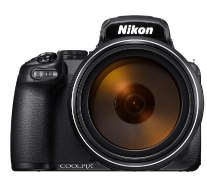 【日產旗艦】現金再優惠 Nikon Coolpix P1000 125倍光學變焦 4K 望遠相機 大砲類單眼 國祥公司貨