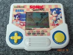 ★時光盒★ SEGA  sonic hedgehog electronic 世嘉原廠掌機 1991年
