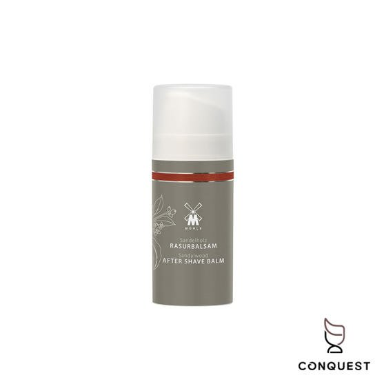 【 CONQUEST 】德國 MUHLE ASSH After Shave Balm Sandalwood 檀香鬍後乳