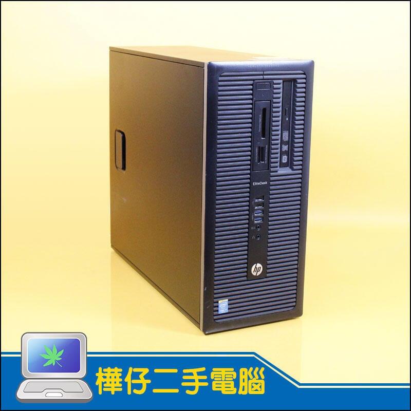 【樺仔二手電腦】HP 800 G1 MT Win10系統 i7-4790 CPU 8G記憶體 1TB 可再加裝一顆SSD