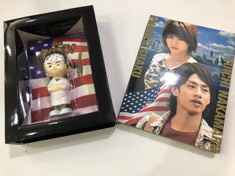 Kinki Kids 近畿小子 堂本光一 電影 壽司王子 初回限定 模型+DVD 日盤 周邊 現貨 T16010