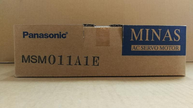 【東急機電】松下馬達 Panasonic AC servo Motor MSM011A1E