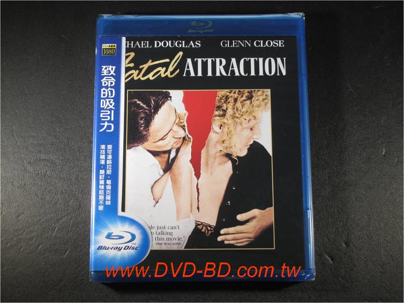 [藍光BD] - 致命的吸引力 Fatal Attraction ( 得利公司貨 )
