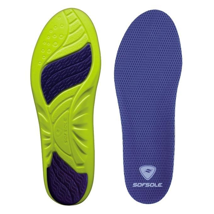 【n0900台灣健立最便宜】2017 SOF SOLE Athlete運動鞋墊 S5310
