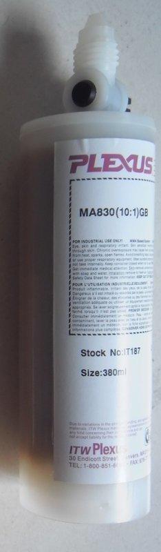 PLEXUS MA830結構膠(12支/盒)