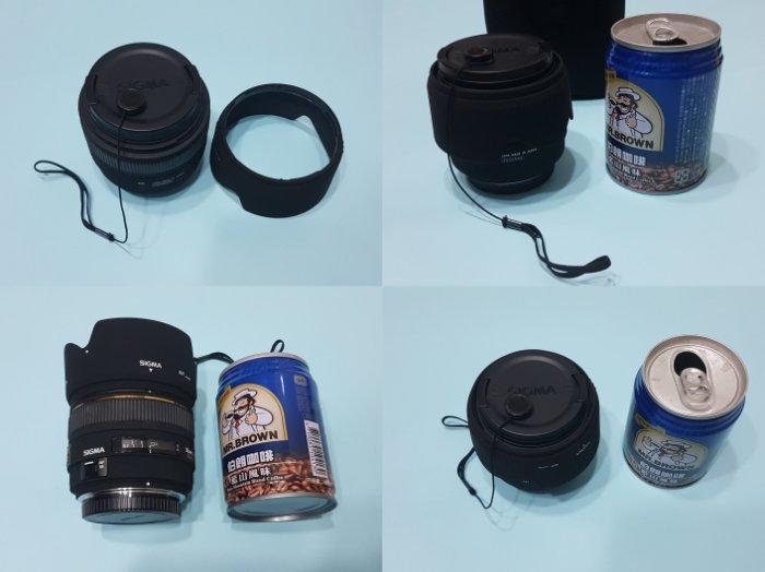 日本製造 SIGMA 30mm F1.4 EX DC HSM 大光圈 附HOYA HD 62mmUV MC鏡+原廠鏡頭包