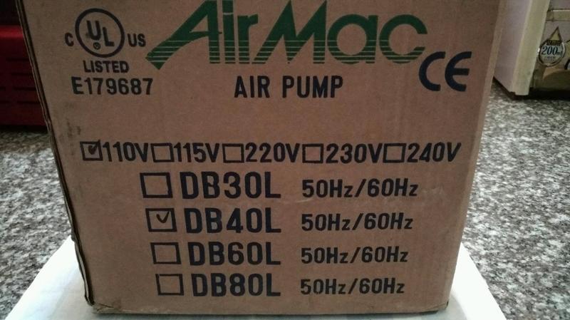 化糞池幫浦 鼓風機 DB40L