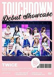 "代購 航空版 TWICE 周子瑜 DEBUT SHOWCASE ""Touchdown in JAPAN"" 日本版 DVD"