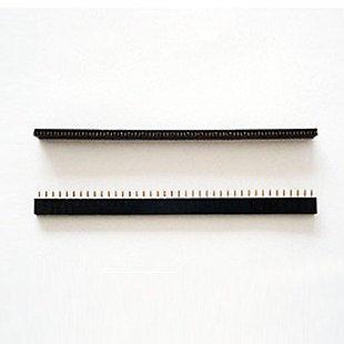 2.0MM 單排座1*40 單排母座 排針座(10只一拍)  [1-89085]