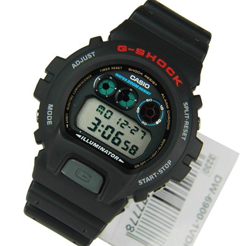 CASIO G-SHOCK DW6900 DW-6900 美軍採用 軍錶 預訂