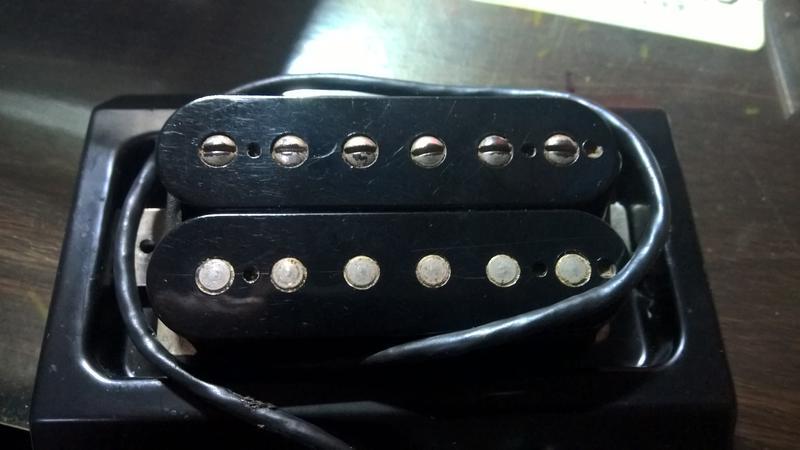 Seymour Duncan APH-1 (Slash) 拾音器