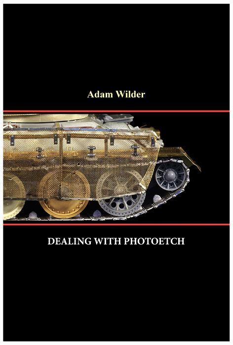 "缺貨 Wilder大師 ""DEALING WITH PHOTOETCH"" DVD 蝕刻片加工大全"