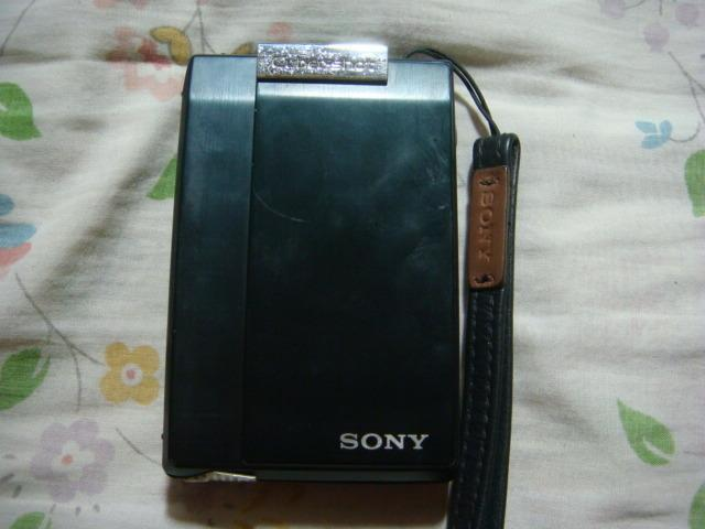 SONY Super SteadyShot DSC-T100 數位相機 網拍機