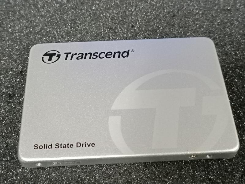 創見 SSD 128G 2.5吋 SATA3 SSD 固態硬碟