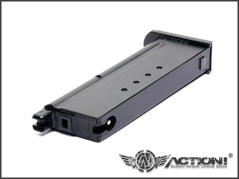 【Action!】需訂購)Cybergun/WE - Desert Eagle沙漠之鷹 瓦斯手槍專用 27發瓦斯彈匣