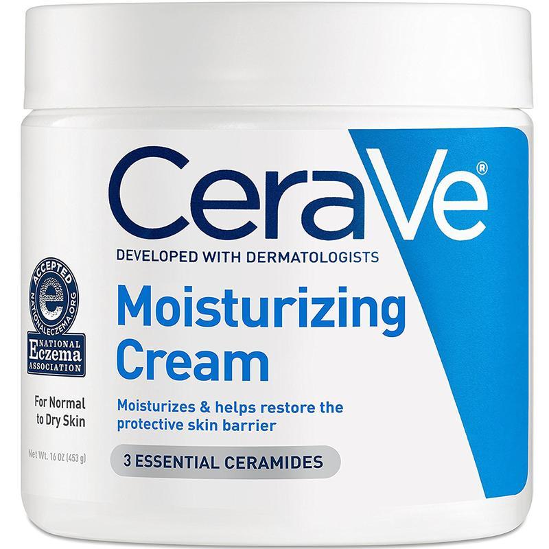 【預購】CeraVe 保濕乳霜 無壓頭款 453g【喜馬拉雅的秘密】