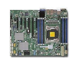 *請務必確認庫存售價* 美超微 X10SRH-CLN4F SAS3 伺服器主板 Intel C612  LGA 2011