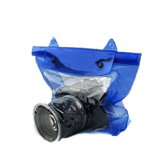*紫戀*通用款 單眼 大型防水袋 潛水袋 戲水袋 canon Nikon sony 防水背袋