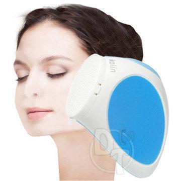 歌林(Kolin)深層潔淨洗臉機 DF-R02〜(藍色)