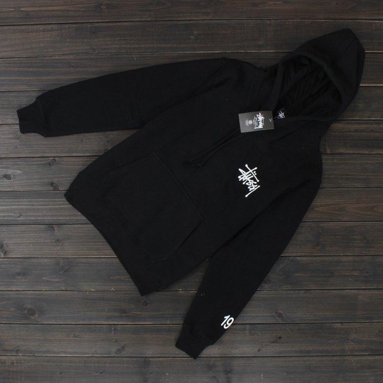 秋冬時尚新品 Stussy1998 x Sophnet Logo連帽套頭長袖帽衫衛衣