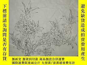古文物罕見陝西名家樊玉民多年前日課稿白描《花鳥小品5》,出版過20多部連環畫!作品雖然是黑白的卻突出了畫家的功底以及國畫