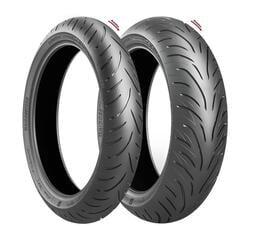 【Moto Dream】Bridgestone 普利司通 T31 120/70ZR17 58W 前輪(含安裝)