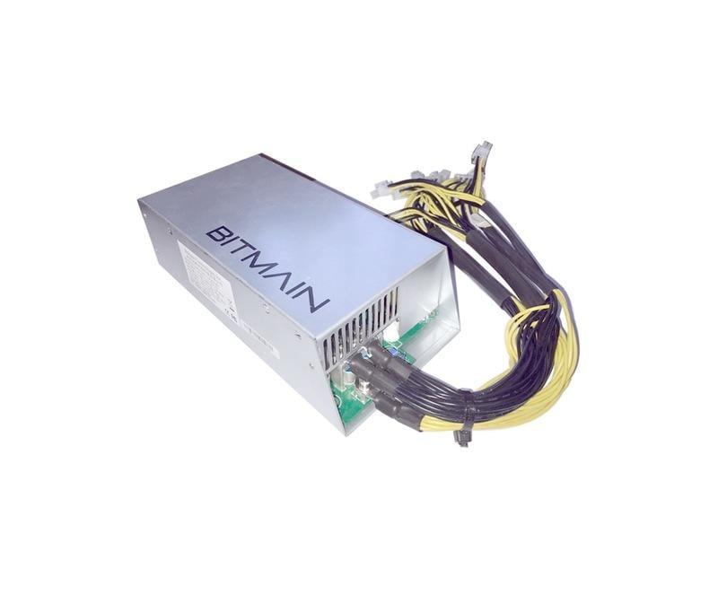 【現時特價中】APW3++ 【礦機專用 6pin*10】1600W 100-240V 電源供應器 螞蟻 L3+ S9
