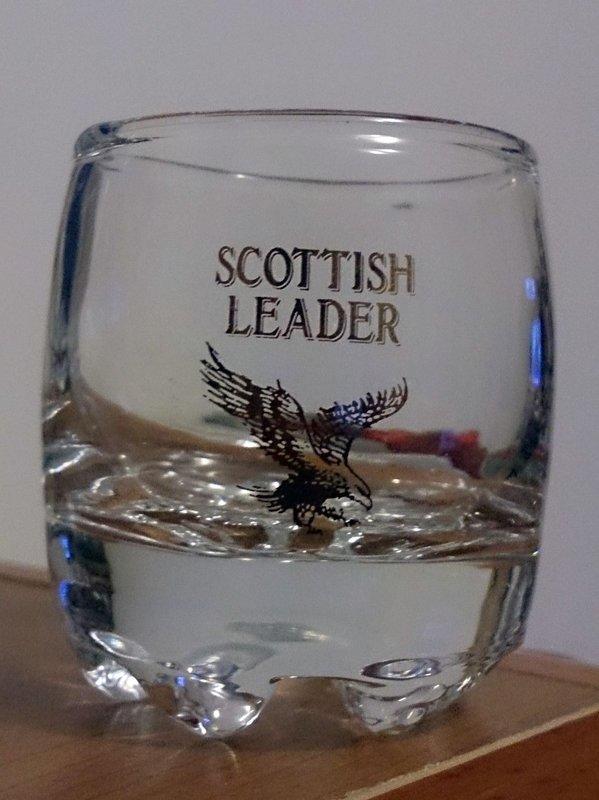 仕高力達 Scottish Leader 威士忌酒杯  一次最少購12個
