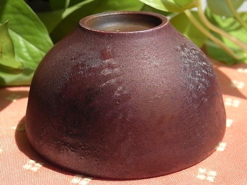 【子葳手札】徐興隆 柴燒杯 手拉坯 陶杯 中式 品茗 茶杯
