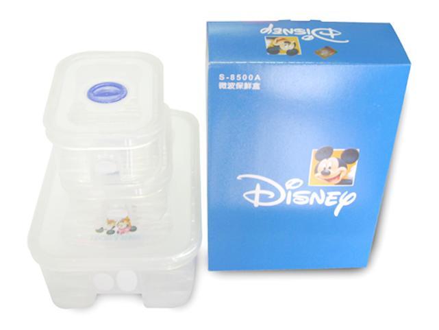 全新原版 迪士尼密封盒(3入)