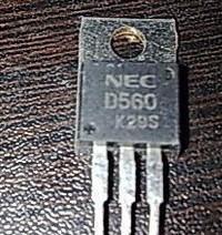 [二手拆機][含稅]2SD560 D560  品質保證