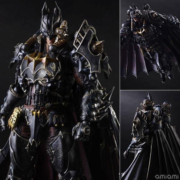 【日本巧鋪】Play Arts改PA改蒸汽朋克蝙蝠俠BATMAN永恒系列可動手辦模型擺件 蝙蝠俠 蒸氣龐克 變異版 高仿