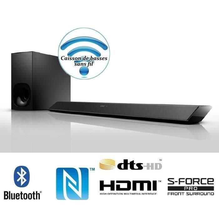 SONY HT-CT380藍光家庭劇院 NFC 藍芽  環繞 Soundbar 日本平行輸入
