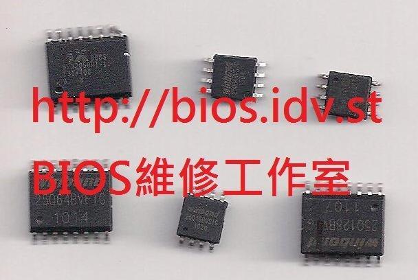 W25Q64, W25X64, W25Q128, W25Q256, N25Q256A燒錄拆焊