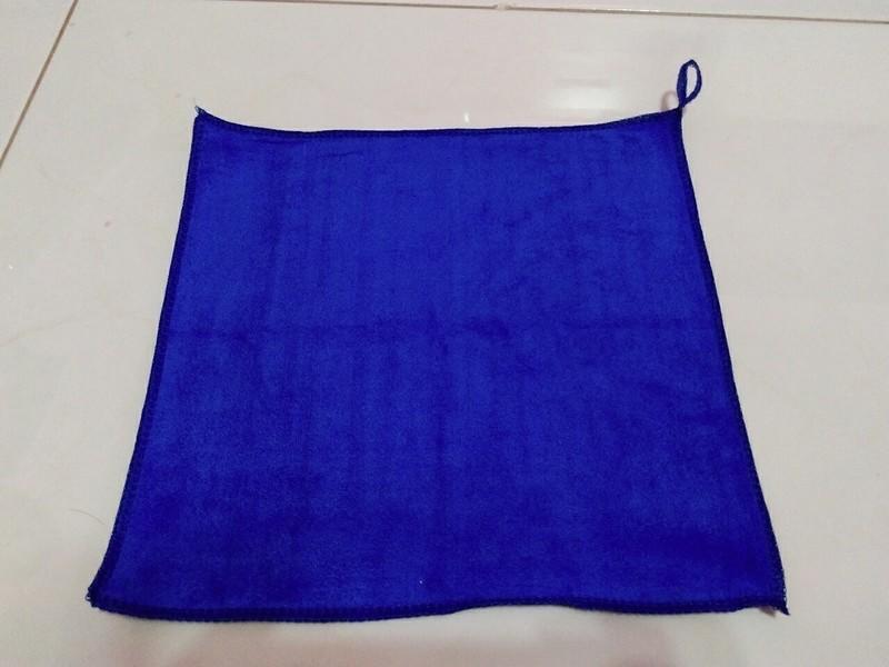 絨毛纖維吸水布 纖維布 30*30CM 超厚 台灣製造 特價一條$20