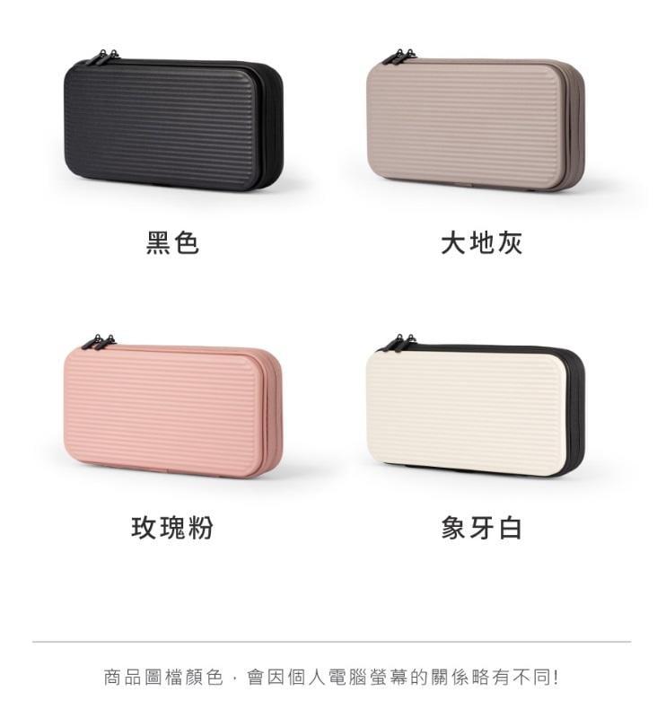 LOJEL Travel Organizer 硬殼盥洗包【Chu Mai】趣買購物 生日禮物 聖誕禮物 (四色)