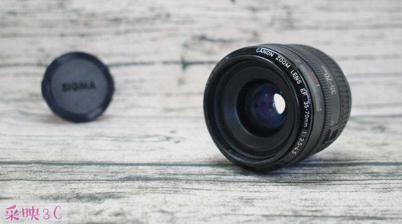 Canon EF 35-70mm F3.5-4.5