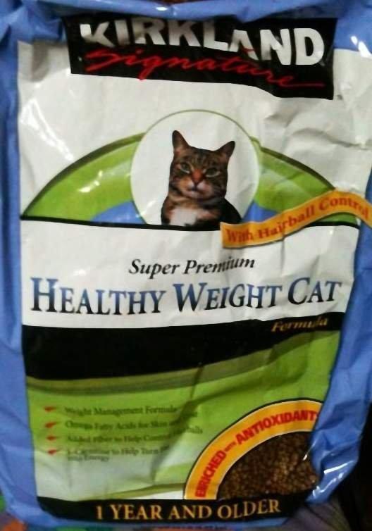 【中華商場】COSTCO好市多淡紫包貓飼料。體重管理化毛配方貓。永和可免費配送。台北配送區貨到付款