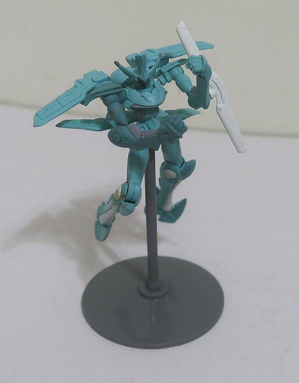 機動戰士 鋼彈機器人(組裝完成品)灰色底座-A款