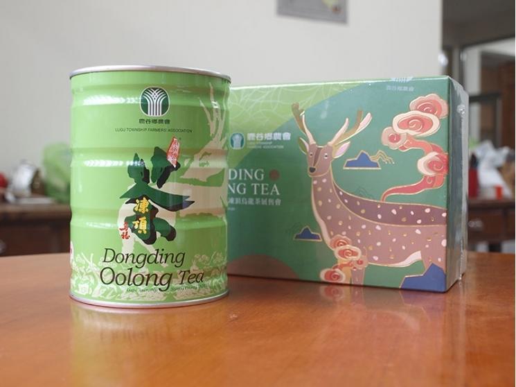 106年度《高級凍頂烏龍茶展售會.鹿谷農會.春季比賽茶》【二朵梅】(已售出)