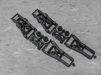港都RC HPI 混碳纖A臂組 1/10引擎房車 NITRO RS4  適用(A468) | 露天拍賣