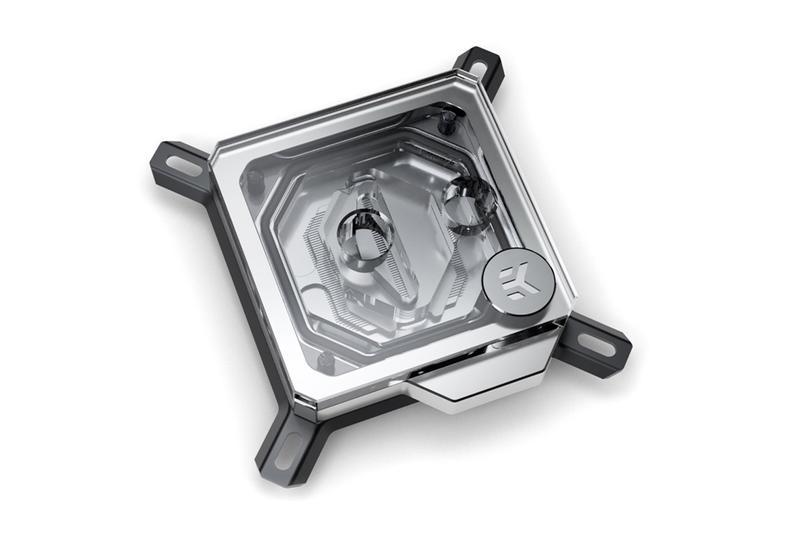 【肯瑞PC特裝】EKWB 最新款CPU水冷頭 EK-Velocity Nickel 支援INTEL