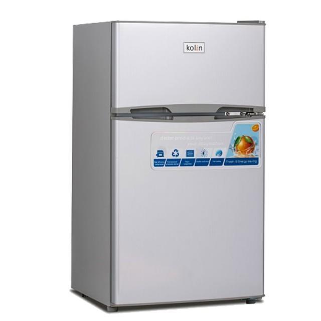 Kolin 歌林 90公升 一級能效 除霜溫控 可製冰 溫度控制旋鈕 雙門冰箱 《KR-SE20905》