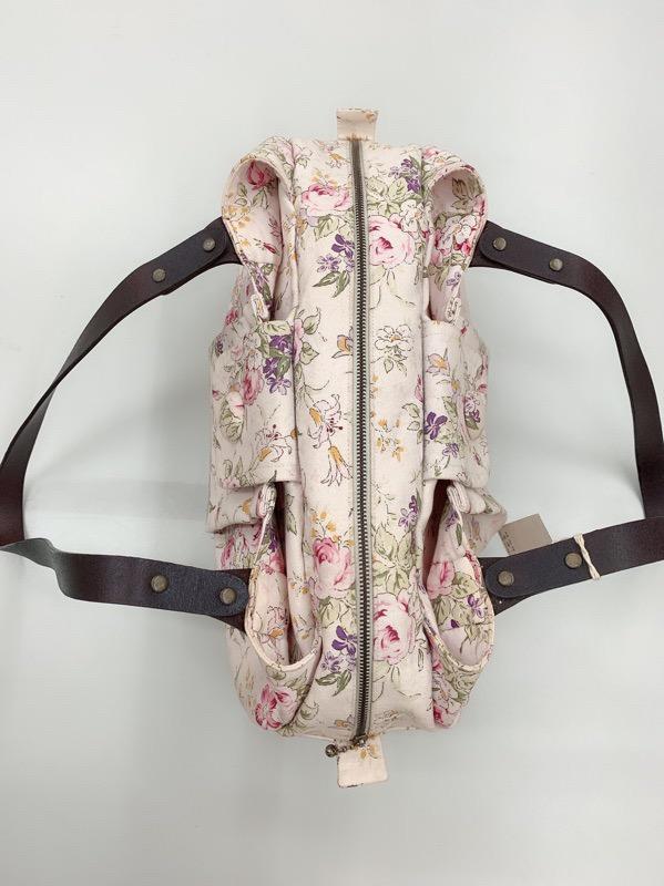 超值價 優質版 經典碎花 單肩女包 多層夾設計 手提包
