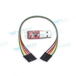 【浩洋電子】CP2102 USB to TTL 訊號轉換模組 (附端子線) Arduino Uno 套件 *網路價*
