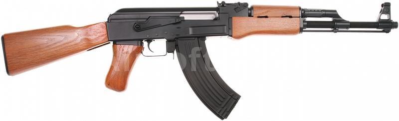 二手 CYMA 司馬 CM.042 AK47 BB槍 電動突擊步槍 玩具槍 模型 CS 金屬 實木