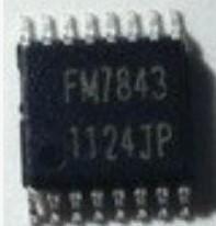 [二手拆機][含稅]原裝 FM7843 TSSOP16  品質保證