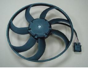 德盟 VW GOLF 6 TOURAN 電子式散熱風扇 風扇馬達 原廠代工 歐洲產
